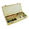 228pc Universal Deluxe Rotary Tool Accessory Set (Sanding | Polishing | Cutting)