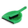 home durable 12 inch by 8 inch dustpan set with pan brush colors vary 2 pack dust pan brush with handle rubber maid oxo duster hand broom