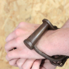 Darby Handcuffs In Use