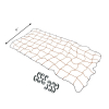 Cargo Stretchweb Tie Down Net 4 ft x 6ft with Scale