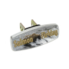 Heininger HitchMate Premier Series Hitch Cap Cover - Alaskan Fishing