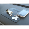 Secure your sunglasses, cellphone or GPS mat from sliding on your vehicle's dashboard with the DashGri