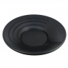 Gold Rush Gravity Trap Gold Pan High Impact Flexible Plastic - BLACK 14 inch