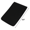 ASR Federa Memo Book Cover - Plain Black