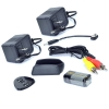 Included item accessories: AC Adaptors x2, 9V Battery Clip x1, RCA Jack Cables x1