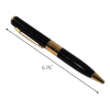 "Portable Recorder Ball Point Pen Style Hidden Camera 5.75"" Length"