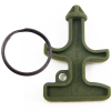 Self Defense Key Chain Stinger Olive Drab
