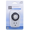 Intermatic Electric Wall Timer used for saving energy on appliances with packaging