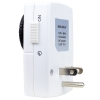 Intermatic Electric Wall Timer used for saving energy on appliances back view