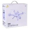 Sky Ninja 7 Inch HD Video 2.4 GHz RC Quadcopter Drone White Retail