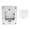 Universal Home 90 Lumen 3 Watt Wall Switch Light with Magnet Adhesive Mounting