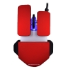 Speedmind Infinity red simplicity video gamer Optical scroll mouse Main