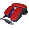 Speedmind Infinity red simplicity video gamer Optical scroll mouse Main2