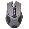 Black Cobra Gamer USB 8 Button Video Gaming Mouse