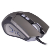 Black Cobra Gamer USB 8 Button Video Gaming Mouse Main2