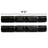 2 Pack Micro LED Tactical Flashlight 120 - 150 Lumen 1 Watt Side View