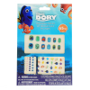 Disney Finding Dory Press On Nail Girls Beauty Accessory Playset - 65pc