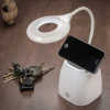 Rechargeable Phone Stand Table Lamp with Touch Switch