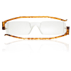 Reading Glasses Nannini Italy Vision Care Unisex Ultra Thin Readers Tortoise 1.5