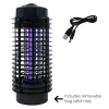 ASR Outdoor Rechargeable UV Bug Zapper 500 Foot Range with USB Cable