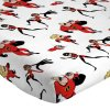 Incredibles 2 Twin Size Sheet Set with Pillow Case