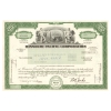 Old West Authentic Railroad Stock Certificate - Missouri Pacific Corporation