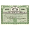 Old West Authentic Railroad Stock Certificate - Pennsylvania Railroad Company