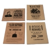 Outlaw Wanted Posters w/ Jesse James