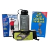 Productive Fitness Dumbbell Exercises DVD Handbook Towel and Water Bottle Set