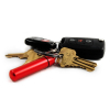 Large Key Chain ID Pill Holder (Assorted Colors)
