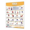 Productive Fitness Poster Yoga Exercises