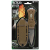mcnett tactical utility knife with quick release sheath pocket knife fixed blade best swiss army knife