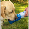 20oz Portabottle Portable Pet Water Bottle and Dish Bowl