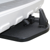Heininger Automotive PortablePet Universal Hitch Twist Step for SUVs