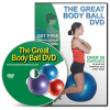 Productive Fitness Strength Body Ball DVD for Beginners