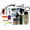 ASR Outdoor Ultimate Camping Survival Water Bottle Kit