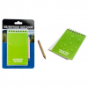 ASR Outdoor Waterproof Adventure Writing Journal Smudgeproof Personal Notebook