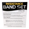 Universal Fitness Three Tension Level Resistance Band
