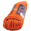 ASR Outdoor Survival Paracord Rope Orange Reflective Tracer - 100ft