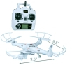 Extreme X-Flyer Quad-copter Drone Out of Package Dimensions
