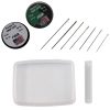ASR Outdoor Survival Sewing Kit 7 Needles and Trip Line