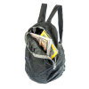 Waterproof Black Day Pack with Straps