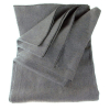 ASR Outdoor 64 inch x 84 inch Grey Wool Blanket 4 Pounds 80 Percent Wool