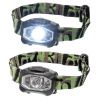 Three Piece Camping Light Set Lantern Flashlight Headlamp