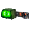ASR Outdoor 4 in 1 350 Lumen Multi Color Tilting Head Lamp Camping Garden Hiking