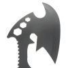 Biohazard Zombie Survival Tomahawk Throwing Axe Hatchet Hunting Camping Tool