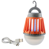 ASR Outdoor Water Proof Rechargeable 360 Bug Zapper Lantern 1W
