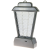 ASR Outdoor 11.5 Inch Rechargeable UV Hanging Bug Zapper - Gray