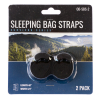 ASR Outdoor - Sleeping Bag Strap Set - .75 inch x 48 inch