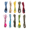 ASR Outdoor Assorted Camo Design Paracord Bracelet Kit with Buckles 10ft Each